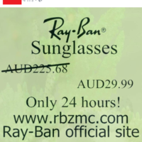 RAY BAN SUNGLASSES FOR $30?!